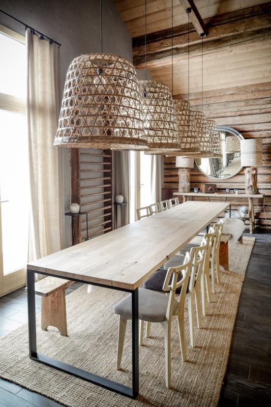 Emejing Deco Chalet Moderne Pictures - Yourmentor.info ...