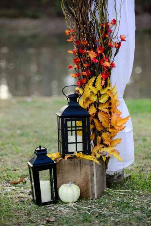 Décoration automne