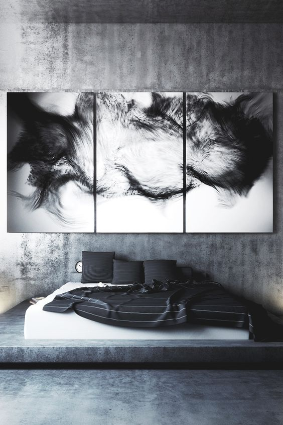 Des chambres modernes - Floriane Lemarié