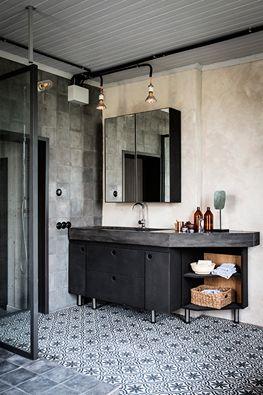 Décoration sall de bain