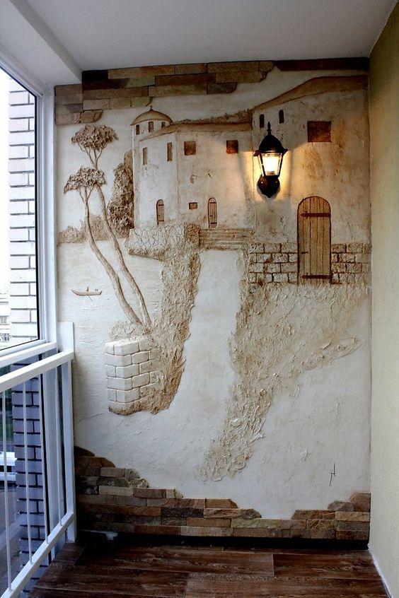 Du Relief Sur Les Murs Floriane Lemari 233