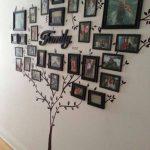 Décoration arbre généalogique DIY