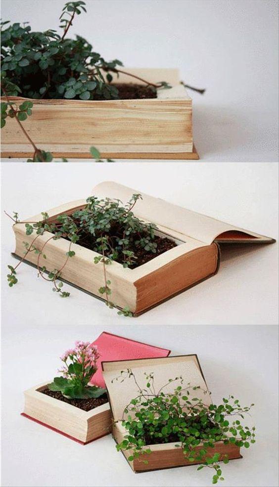 Décoration pots de fleurs DIY