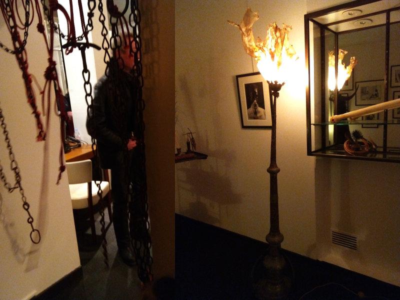 Art exposition Fetichh