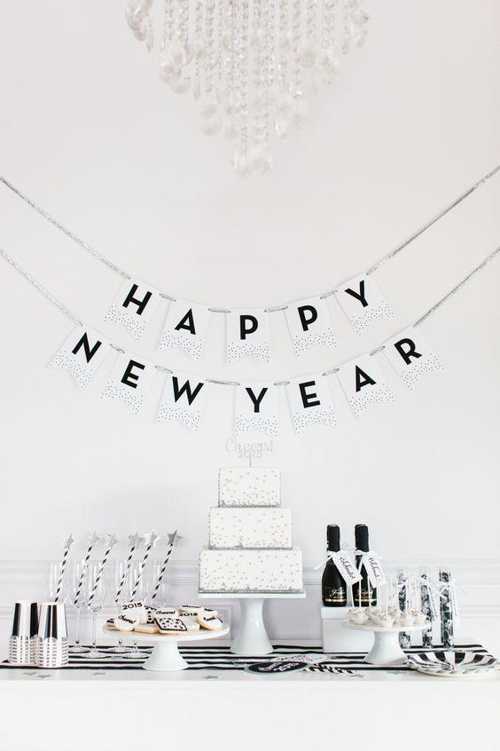 Décoration nouvel an