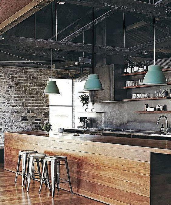 Décoration bar cuisine