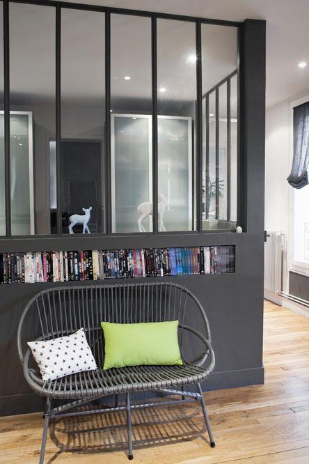 La biblioth que optimise vos espaces floriane lemari - Deco bibliotheque originale ...