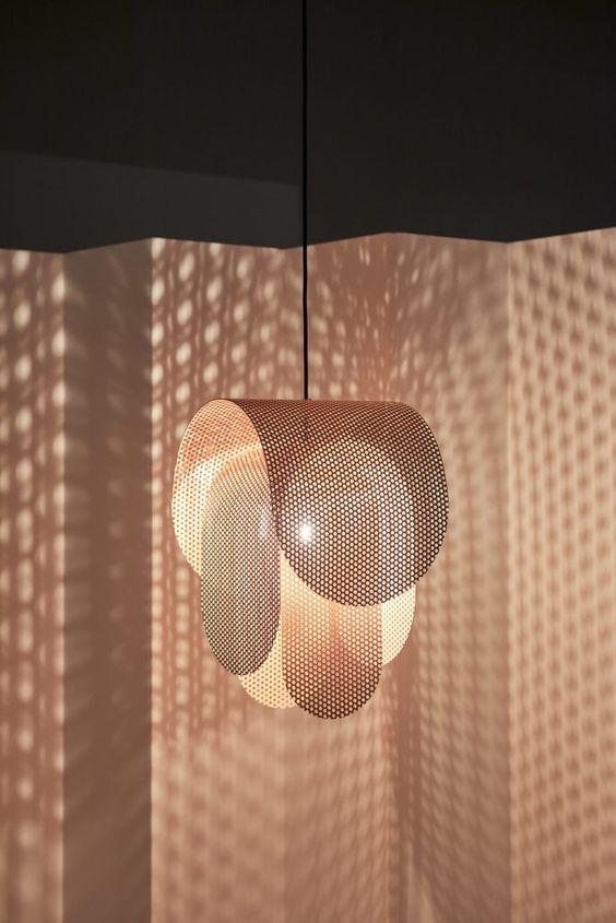 Design luminaires métal