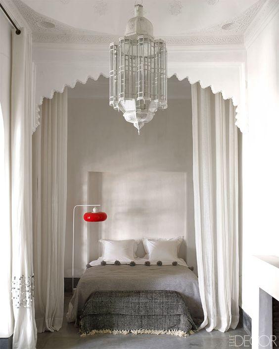 Et si vous décoriez votre chambre dans un style marocain ...