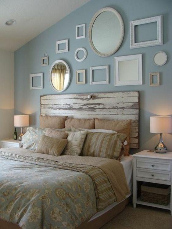 des cadres pour habiller la t te de lit floriane lemari. Black Bedroom Furniture Sets. Home Design Ideas