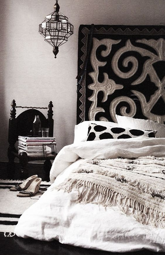 deco boheme chambre gallery of dcoration bohme u tendance dco boho chic en toute simplicit with. Black Bedroom Furniture Sets. Home Design Ideas
