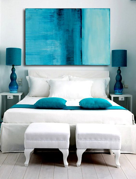 Chambre deco blanche for Les chambres blanches