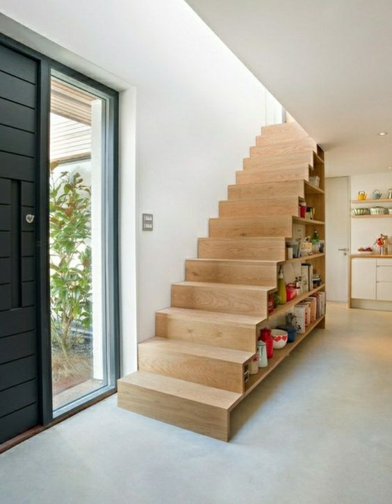 Décoration escalier
