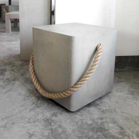 Décoration béton