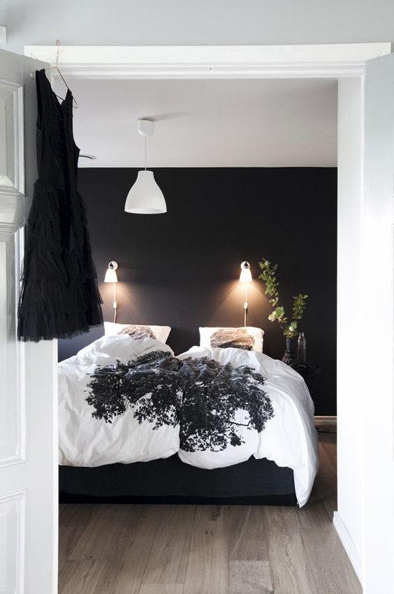 Des Chambres En Noir Et Blanc - Floriane Lemarié