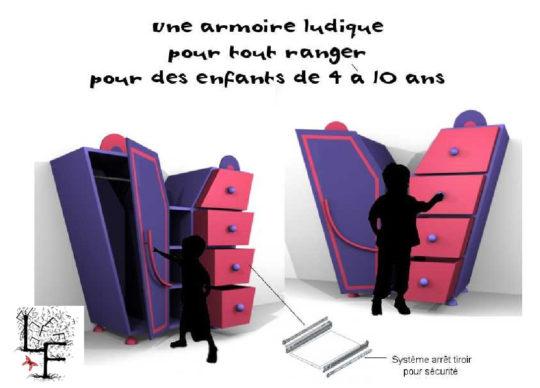 Design mobilier Floriane Lemarié