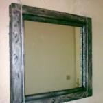 Miroir DIY