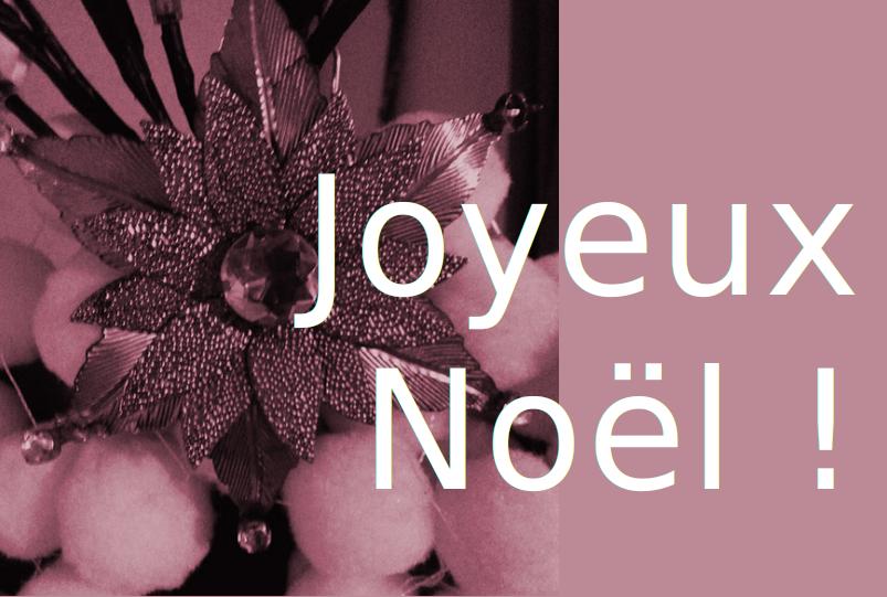 Joeux Noël