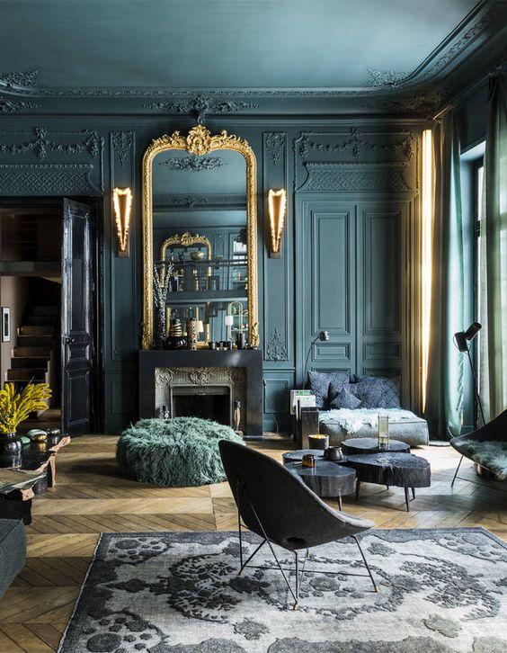 Le Salon Voit La Vie En Vert Floriane Lemarie